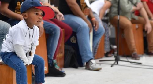 A puro manotazo: Festival Internacional de cajón peruano